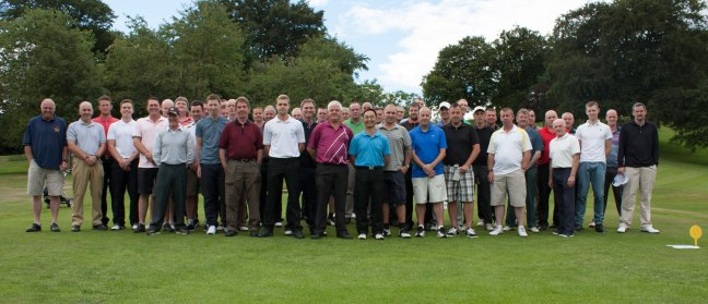 The Stephen Carey Fund Golf Day