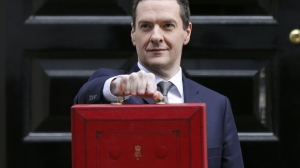 George Osborne Budget Announcement
