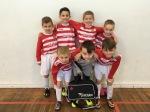 Cramlington Juniors Vasco (Under 8s)