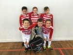 Cramlington Juniors Corinthians (Under 8s)